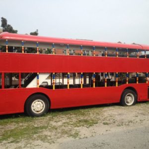 1940 GMC Double Decker Bus – $30,000