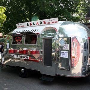 1992 Airstream Food Trailer For Sale