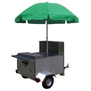 Used Food Cart – Only $1500
