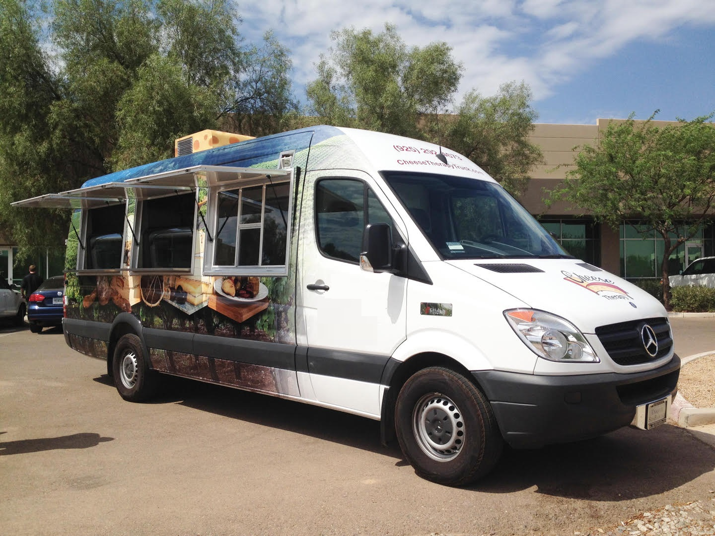 Mercedes Benz Food Truck Price Reduced 50k Food