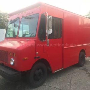 2002 Workhorse P42 Food Truck