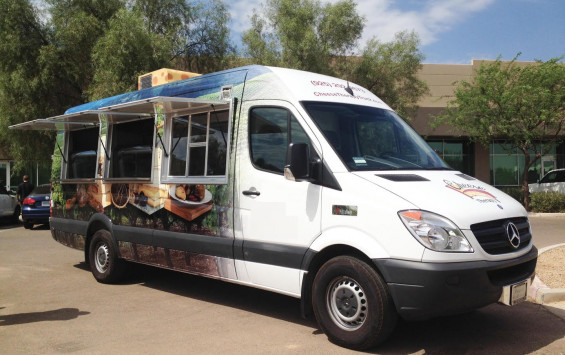 Mercedes Benz Food Truck, Price Reduced! $50k!